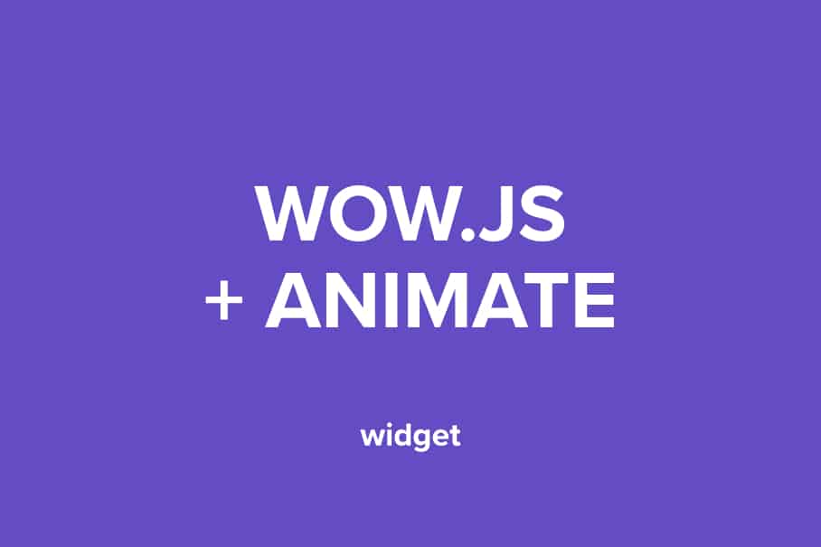 OV Animate widget para adobe muse